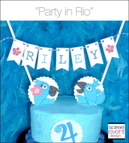 Party in Rio