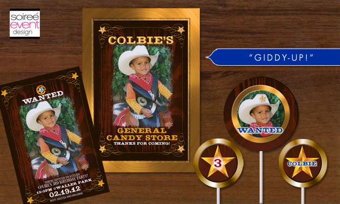 toy story woody cowboy party printables