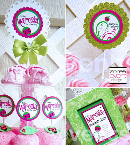"""Bugaboo Baby!""© Baby Shower Printables"