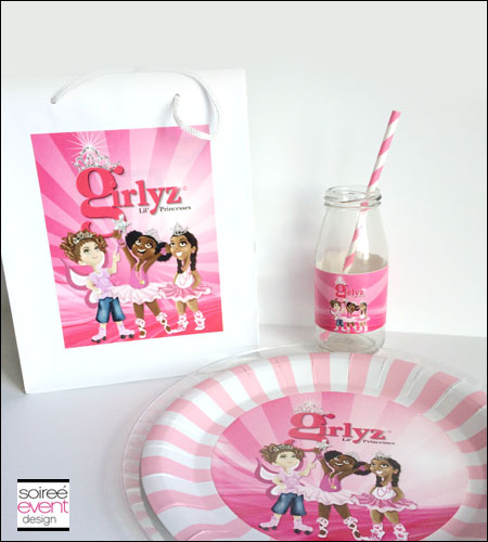 """Girlyz""© Lil' Princesses Printable Package"