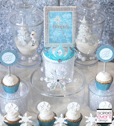 """Ice Princess"" Printables Package"