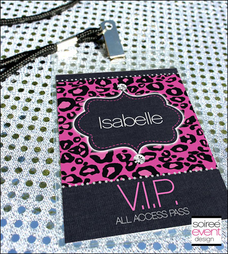 """Kitty-licious"" VIP Passes"