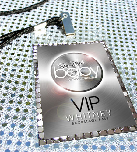 """POP-arazzi BABY""© Baby Shower VIP Passes"