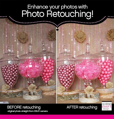 Photo Retouching Package