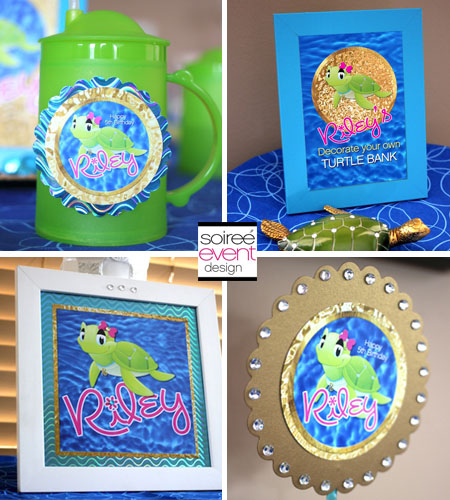"""Sand & Sea Turtle"" Printables Package"